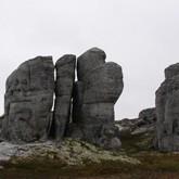 Каменное чудо древних гор
