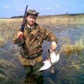 Охота и рыбалка. Начало апреля