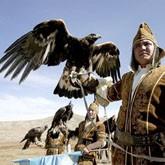 Фестиваль национальной охоты Салбуурун