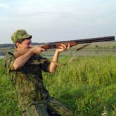 Охотники расчехлили ружья