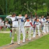 Майские соревнования по стрельбе из лука