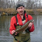 Представителям коренных северных народов Камчатки запретили ловить рыбу