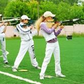 Соревнования по стрельбе из лука и арбалета