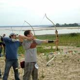 Соревнования по стрельбе из арбалета и лука