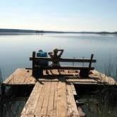 Рыболовно-бардовский фестиваль в Беларуси
