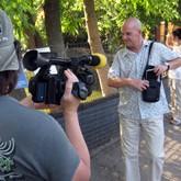Радзишевский снимает новую серию фильмов о рыбалке