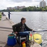 Соревнования по ловле рыбы в начале сентября