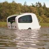 Фургончик-люкс для VIP-рыбалки