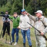 Съемки программы для канала Доверие: Охота на ТВ