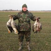 Новости охоты из разных регионов. Сентябрь 2011