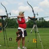 Соревнования по стрельбе из лука. Сентябрь 2011