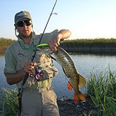 Рыбалка в конце сентября 2011