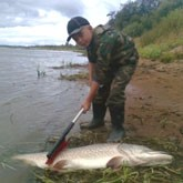 Сентябрьские уловы и соревнования по рыбной ловле