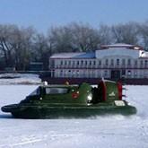 Рыболовно-охотничья база Гусиный остров и теплоход Влиятельный - участники Астраханской туристической гильдии