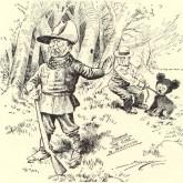 110 лет назад Рузвельт на охоте пожалел будущего Винни-Пуха: Медведь Тедди празднует юбилей (ВИДЕО)