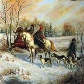 Реконструкция псовой охоты и другие новости об охоте