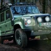 Только 60 эксклюзивных автомобилей: Лучший внедорожник для охотников - Land Rover выпустит Defender Blaser Edition