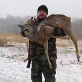 Охотничьи новости в конце января 2012