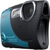 Новый подводный фотоаппарат Canon PowerShot D20 представил CANON на 2012 год