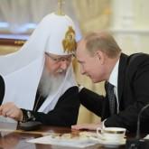 Патриарх Кирилл поддержал Владимира ПУТИНА, и объявил Чудом последние 12 лет