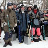 Соревнования по зимней рыбалке в регионах. Февраль 2012