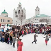 После Масленицы-2012 ярославцы устраивают День медведя
