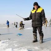 Сезон зимней рыбалки заканчивается. Новости  о ледовой обстановке