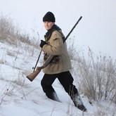 Оренбургские охотницы не могут стрелять в зверей