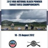 2012 NRA Black Powder Target Rifle Championship Program