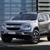 Новый Chevrolet Trailblazer  2012: характеристики, фото, видео