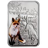 Выпущена монета Охота на лисицу