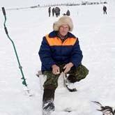 Соревнования по подледному лову в конце марта 2012