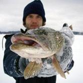 Ловля щуки на озере Урицком