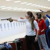 Чемпионат России по пулевой стрельбе начался в Краснодаре  (ВИДЕО)
