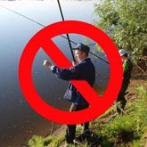 Запрет на рыбалку в регионах России. Апрель 2012