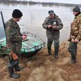 Открытие весенней охоты 2012 в регионах России