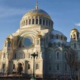 Патриарх Кирилл переосвятил находящийся на реставрации Морской собор
