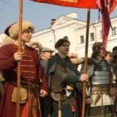 Рыцари оккупируют Кремль