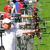 В Таганроге завершился Чемпионат России по стрельбе из лука