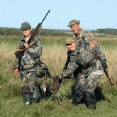 Новые правила охоты: С собаками нельзя, с вертолета можно