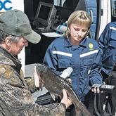Кубок России по ловле поплавочной удочкой прошел на водоеме-охладителе Смоленской  АЭС