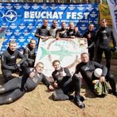 На Белом озере прошел фестиваль подводных охотников BEUCHAT FEST 2012