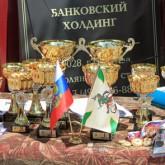 Вторые Всероссийские соревнования по подманиванию уток и гусей с помощью духовых манков прошли в Северном Тушино