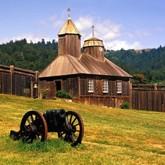 В США отметили 200-летие русской крепости Форт Росс