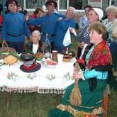 Народные, исторические и музыкальные фестивали в конце июля 2012
