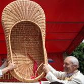 Национальный Фонд Святого Трифона и МОСОБЛБАНК поддержали любителей лаптей