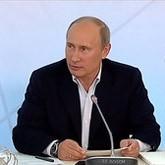Путин на Валааме одобрил Россию в миниатюре