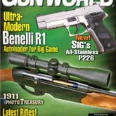 Четыре американских оружейных журнала: Gun World, Shooting Times, Handloader Magazine, Rifle Magazine