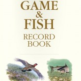 Game & Fish Record Book - Quiller Publishing