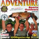 Adventure Sports Outdoors - ASO Magazine August - 2011